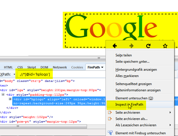 XPath Extensions for Chrome – IT Kosmopolit – Testautomatisierung
